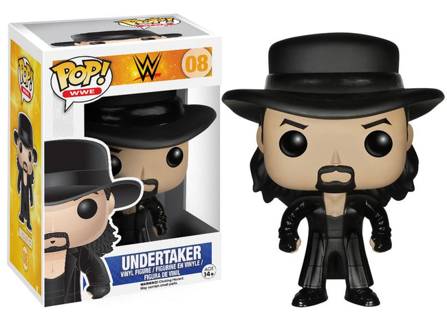 Funko POP! WWE Wrestling - Vinyl Figure Undertaker (08)