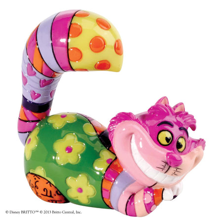 Enesco - Britto - Disney - Resin Figure Cheshire