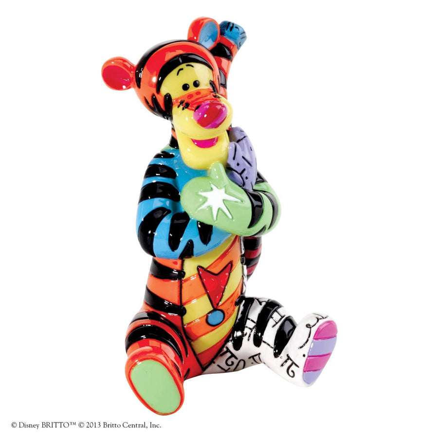 Enesco - Britto - Disney - Resin Figure Tigger