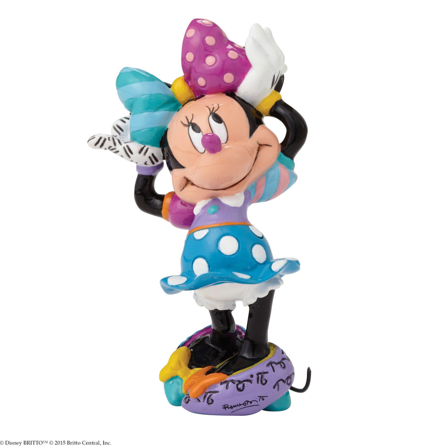 Enesco - Britto - Disney - Resin Figure Minnie Mouse