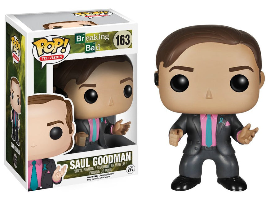 Funko POP! Vinyl Television - Breaking Bad - Figure Saul Goodman