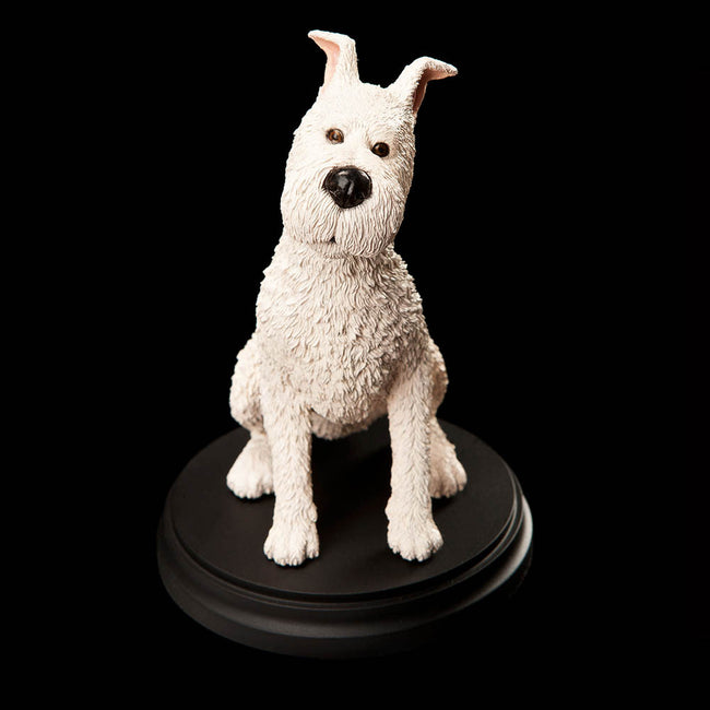 WETA Resin - Tintin - The Adventures of Tintin - Figure Snowy