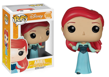 Funko POP! Vinyl Disney Series 7 - The Little Mermaid - Figure Ariel (Blue Dress)