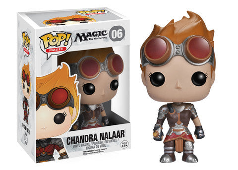 Funko POP! Vinyl Magic - The Gathering - Figure Chandra Nalaar