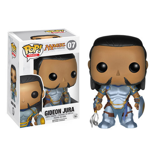 Funko POP! Vinyl Magic - The Gathering - Figure Gideon Jura