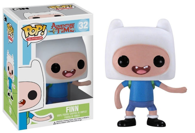 Funko POP! Vinyl Television - Adventure Time - Figure Finn