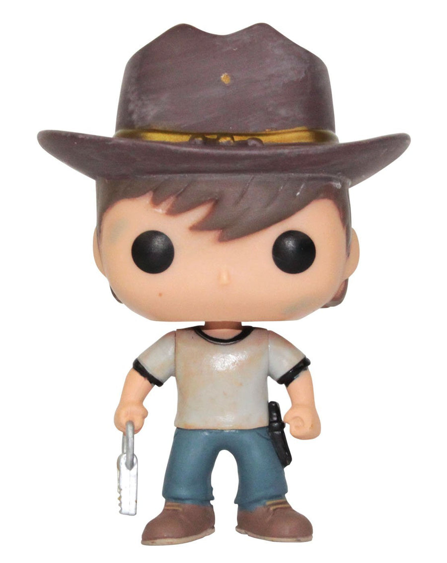 Funko POP! Television - The Walking Dead - Vinyl Figure Carl (97)