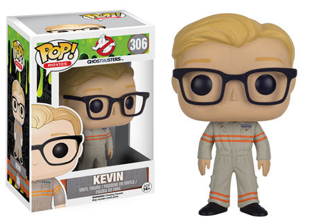 Funko POP! Movies - Ghostbusters - Vinyl Figure Kevin (306)