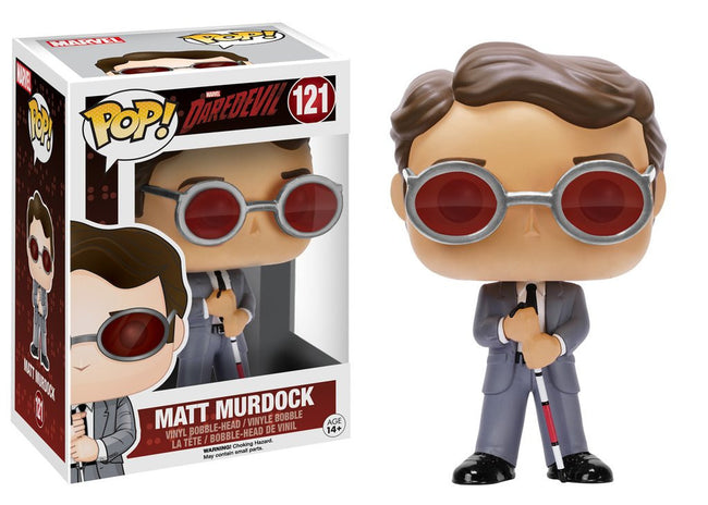 Funko POP! Vinyl Marvel - Daredevil - Figure Matt Murdock