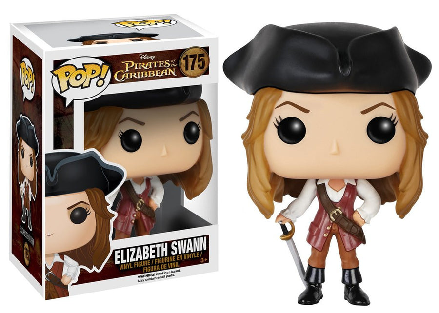 Funko POP! Vinyl Disney - Pirates of the Caribbean - Figure Elizabeth Swann (175)