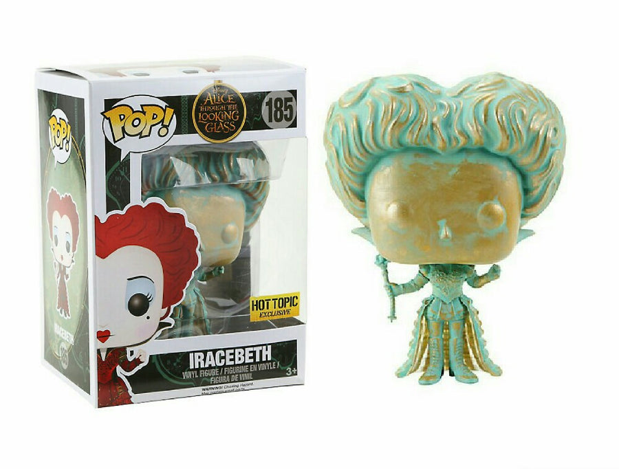 Funko POP! Vinyl Disney - Alice through the Looking Glass - Figure Iracebeth (Patina) (185)