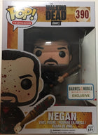 Funko POP! Television - The Walking Dead - Vinyl Figure Bloody Negan (Exclusive) (390)