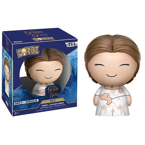 Funko DORBZ - Beauty & The Beast - Belle (268)