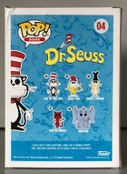 Funko POP! Books - Dr. Seuss - Vinyl Figure Cat in the Hat (04) DAMAGED PACKAGING