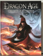 Dark Horse Book - Dragon Age - The World of Thedas - Vol. 1