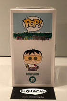 Funko POP! Television - South Park - Vinyl Figure Toolshed (20) DAMAGED PACKAGING