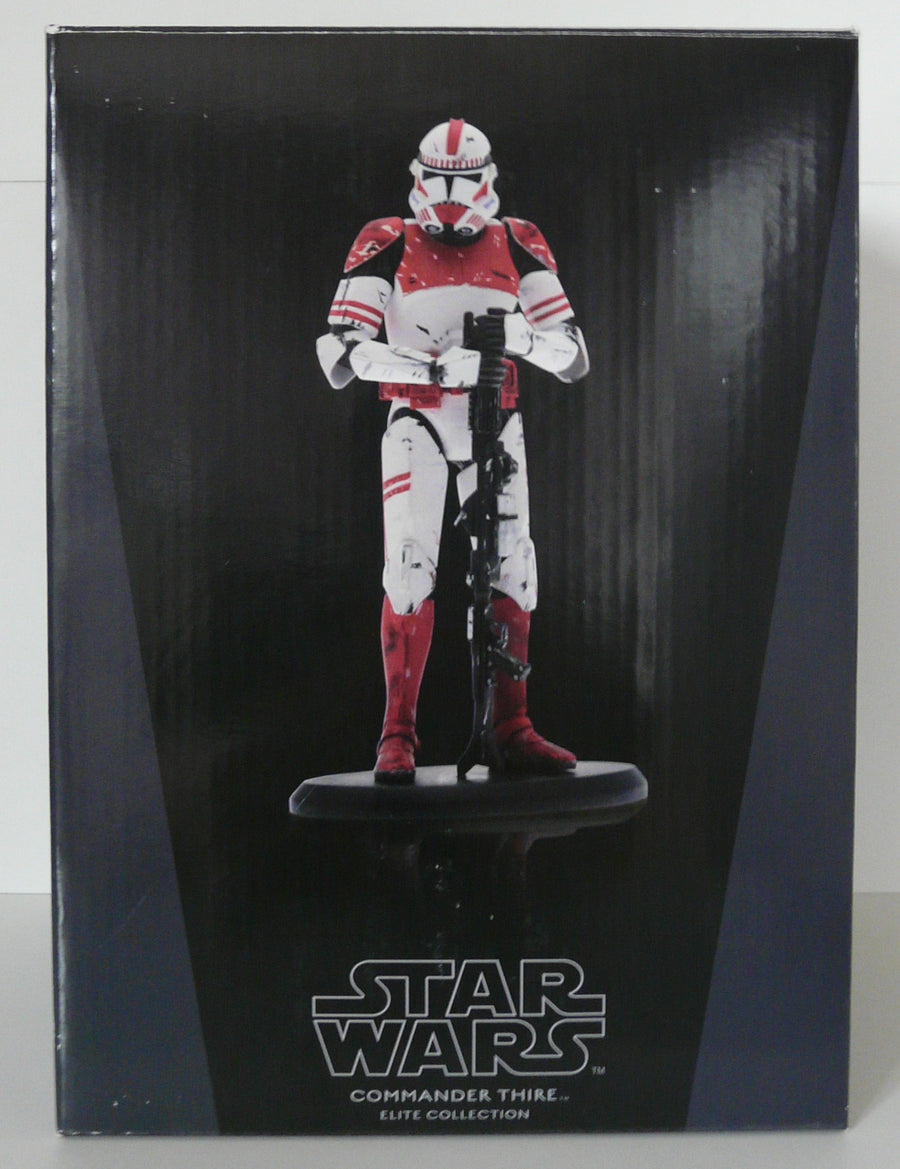 Attakus Resines- Star Wars - Elite Collection - Figure Commander Thire