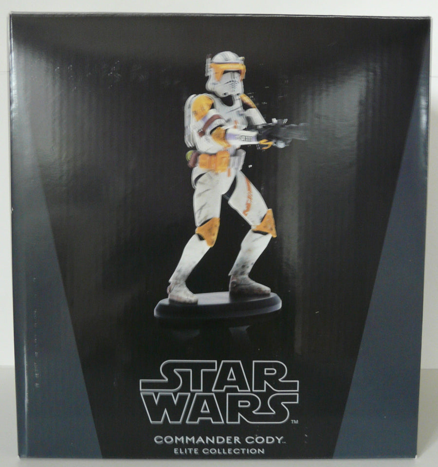 Attakus Resine - Star Wars - Elite Collection - Figure Commander Cody