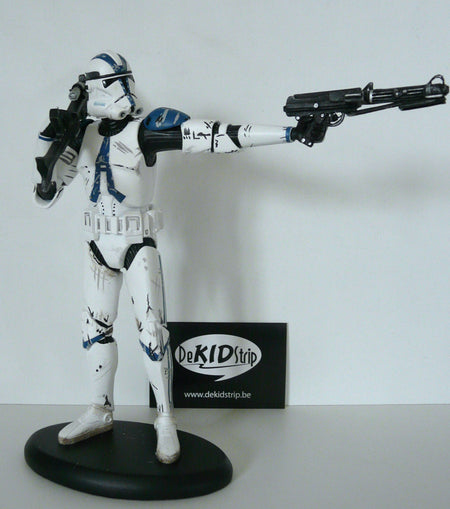 Attakus Resin - Star Wars - Elite Collection - Figure 501st Legion Clone Trooper