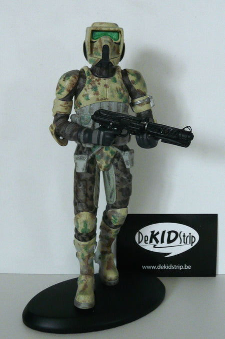 Attakus Resin - Star Wars - Elite Collection - Figure Commander Gree