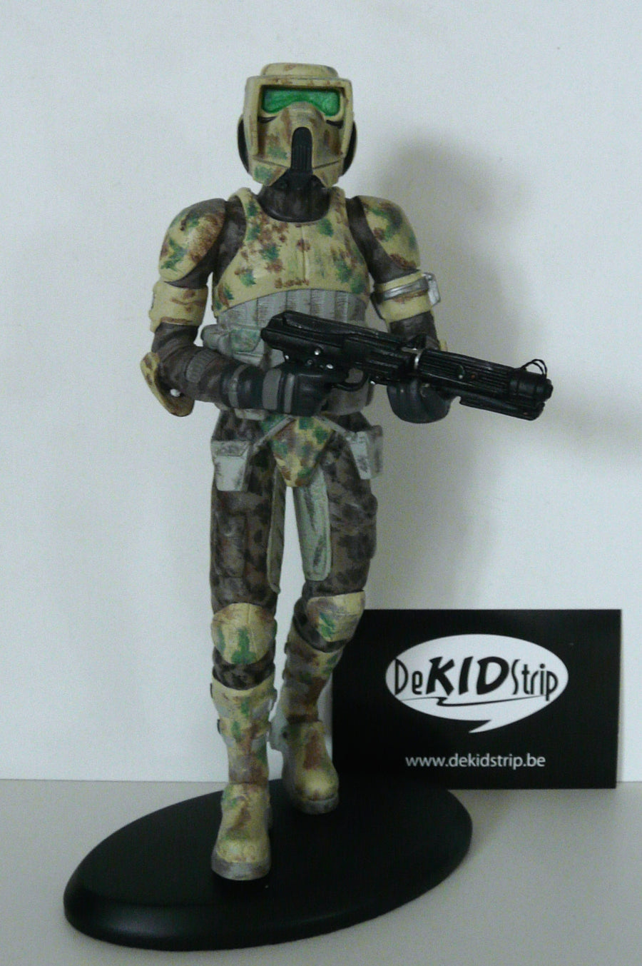 Attakus - Star Wars - Elite Collection - 41th Elite Corps - Kashyyyk  Trooper (Scouting the Battlefield)