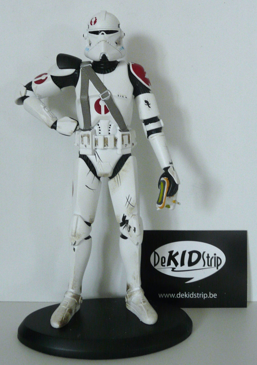 Attakus Resin - Star Wars - Elite Collection - Figure Commander Neyo