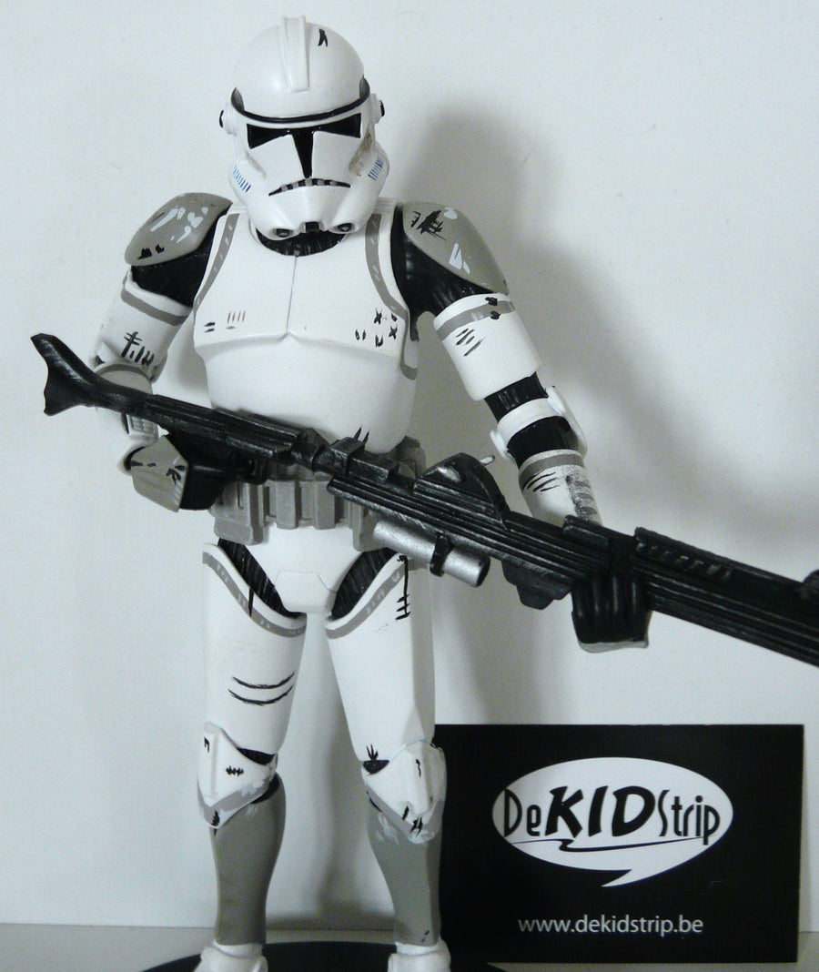 Attakus Resin - Star Wars - Elite Collection - Figure 41 Elite Corps, Coruscant Clone Trooper