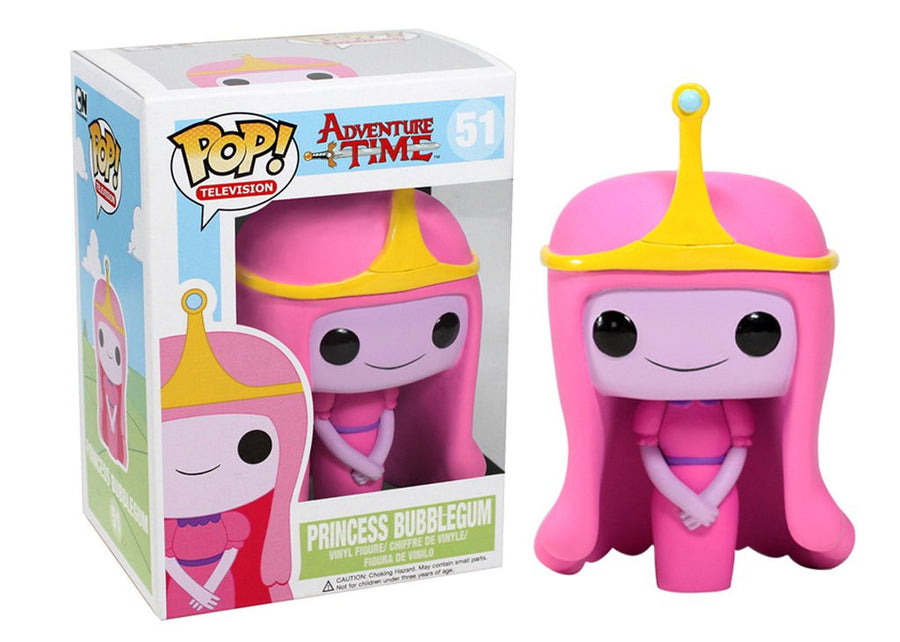 Funko POP! Vinyl Television - Adventure Time - Figure Princess Bubblegum (10 cm)