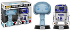 Copy of Funko Pop! Star Wars - Vinyl Figure Princess Leia & R2-D2 SDCC 2017 (Exclusive) (2 pack)