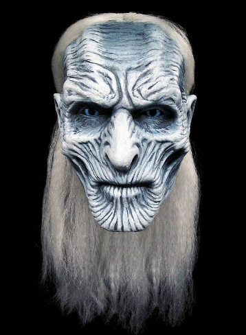 Latex Mask - Game of Thrones - White Walker