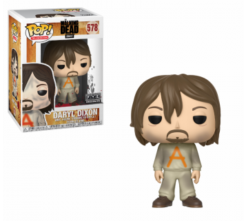 Funko POP! Television - The Walking Dead - Daryl in Prison Outfit (578) Exclusive