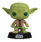 Funko POP! Star Wars - Vinyl Figure Yoda (02)