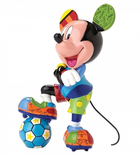 Britto - Disney, Mickey Mouse - Resine Figure Minnie Mouse Soccer