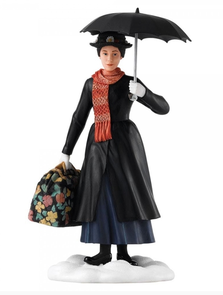 Disney Enchanting Collection - Mary Poppins - Resin Figure Mary Poppins (Practically Perfect)