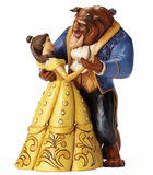 Disney Traditions - Beauty & The Beast - Resin Figure Belle & Beast