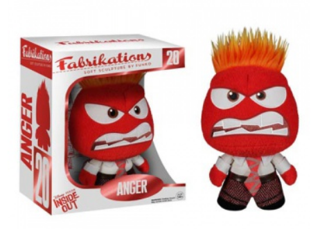 Funko Plush - Disney - Inside Out - Anger (15cm)