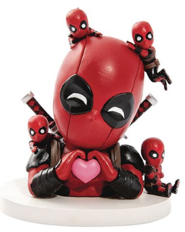 Beast Kingdom Toys - Mini Egg Attack Series - Deadpool 'Daydream'