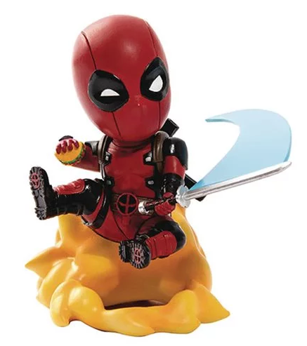 Beast Kingdom Toys - Mini Egg Attack Series - Deadpool Ambush