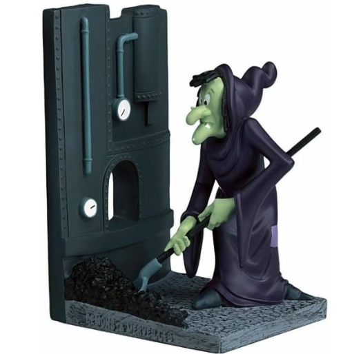 Démons & Merveilles - Hot Stuff - Bookends - Résine Figure Witch
