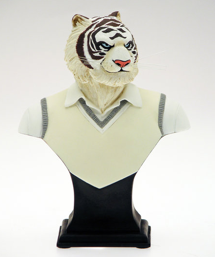 Attakus - Blacksad - Resin Buste Oldsmill (Limited & Numbered) (14 cm)