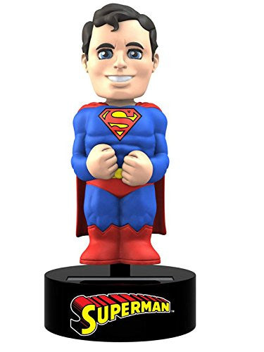 Body Knocker Solar Powered - DC Comics - Bobble-Figure Superman