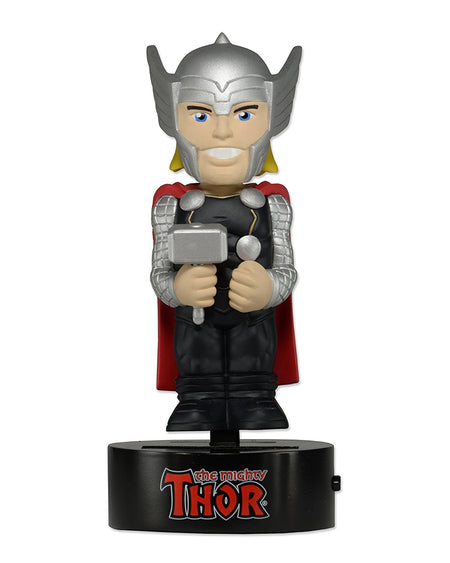 Body Knocker Solar Powered - Marvel Comics - Bobble-Figure Thor