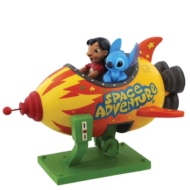 Enesco - Disney Enchanting Collection - Resin Figure Lilo & Stitch (Space Adventure)