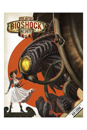 Dark Horse Book - The Art Of Bioshock Infinite