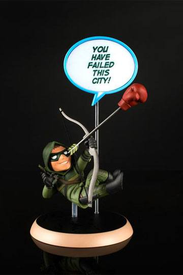 Q-Fig Figure - DC Comics - Green Arrow