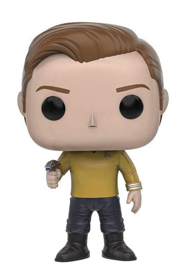 Funko POP! Vinyl Television - Star Trek Beyond - Figure Captain Kirk