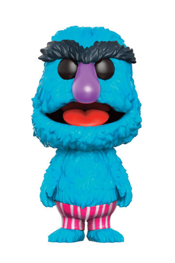 Funko POP! Sesame Street - Sesame Street - Vinyl Figure Herry Monster (Exclusive) (11)