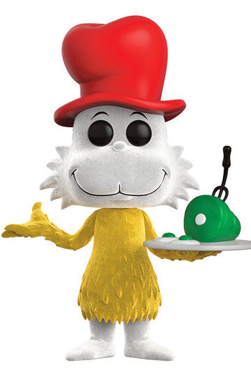 Funko POP! Books - Dr. Seuss - Vinyl Figure Sam I Am (Flocked) (05)