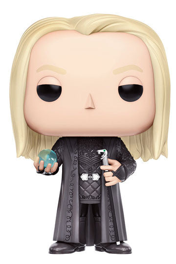 Funko POP! Movies - Harry Potter - Vinyl Figure Lucius Malfoy (Holding Prophecy) (40)