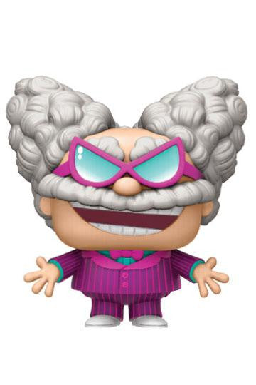 Funko POP! Movies - Captain Underpants - Vinyl Figure Professor Poopypants (purple) (Exclusive) (427)